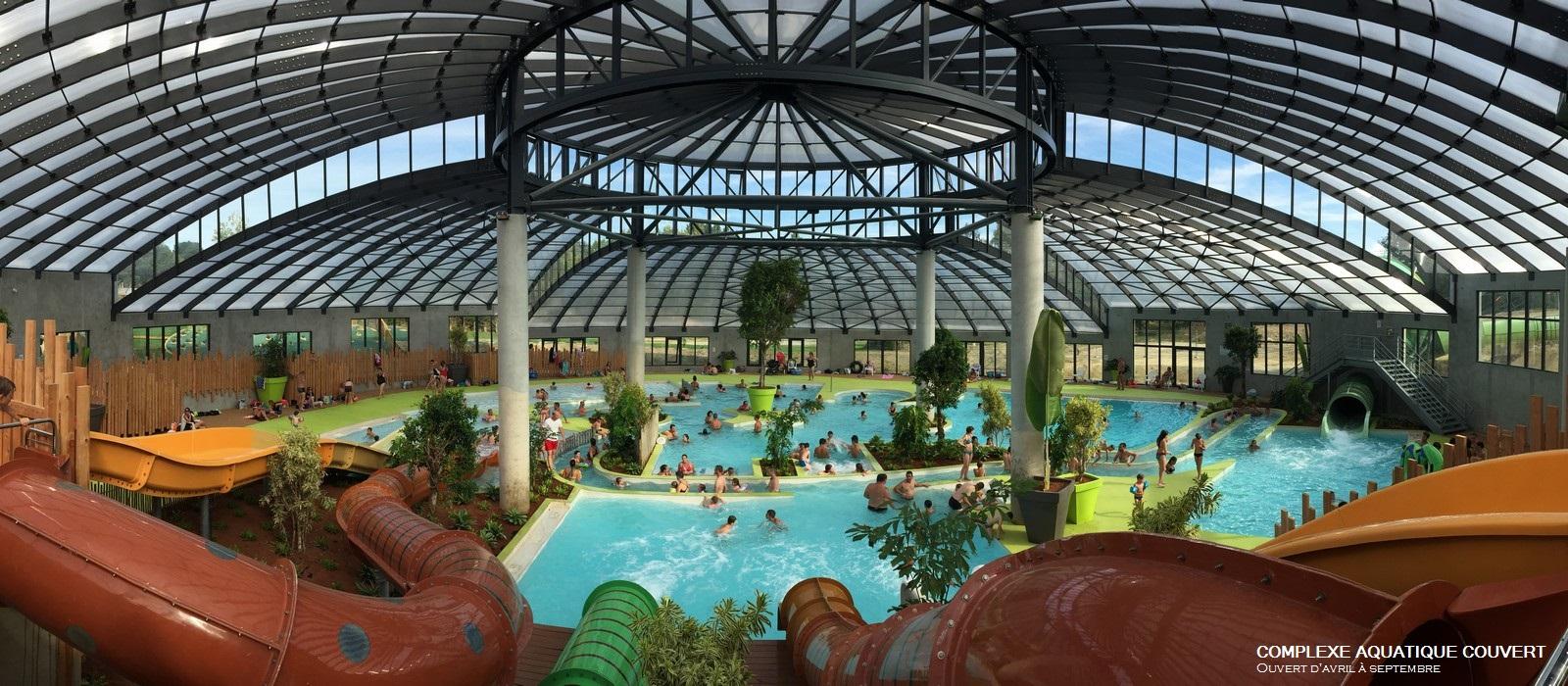 Camping bretagne sud piscine couverte for Camping piscine bretagne sud