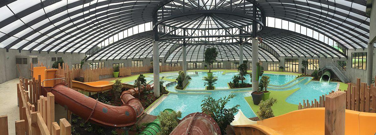 linlyquatic la piscine couverte linlyquatic linlyquatic le complexe aquatique