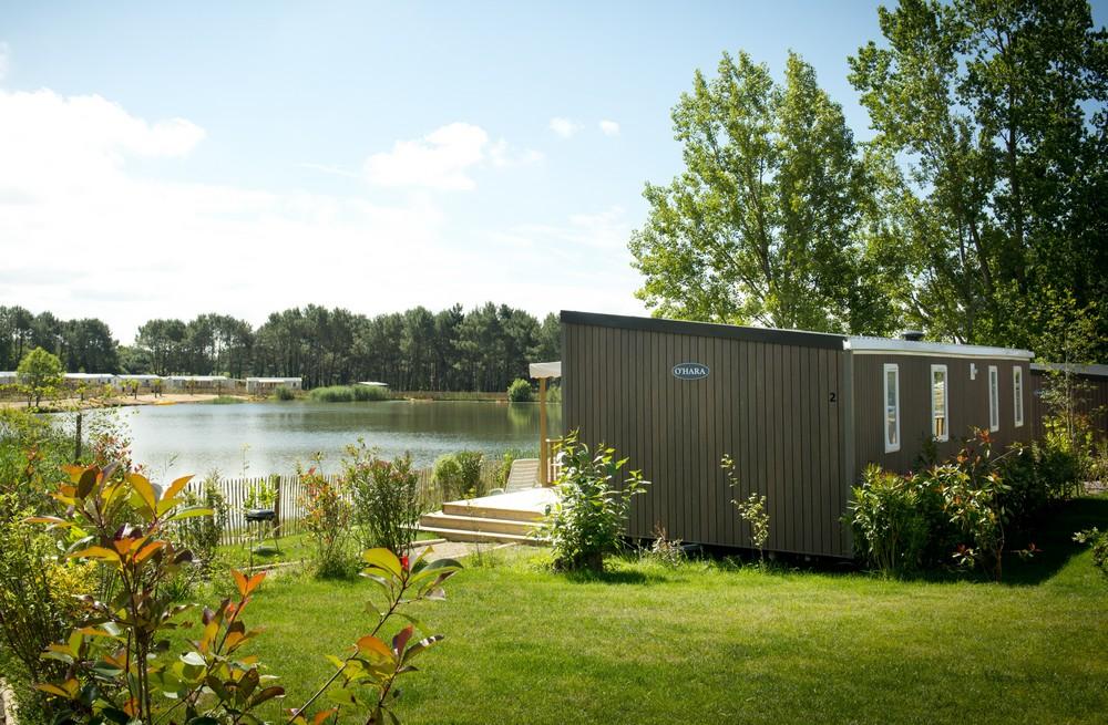 Unsere Auswahl an Mobilheimen exklusiv für den Campingplatz Inly