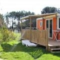 Mobil-Home orange Family Club