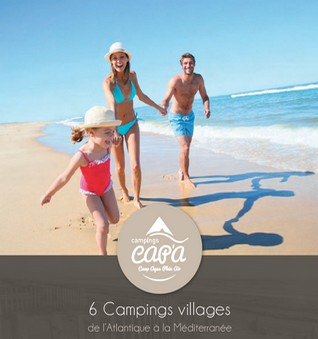 Brochure campings CAPA